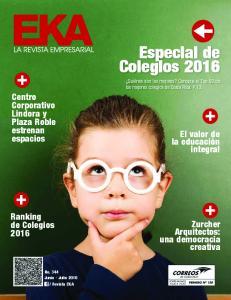 Especial de Colegios 2016