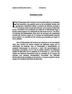 ESQUEMA DE ORDENAMIENTO SUPATA INTRODUCCION