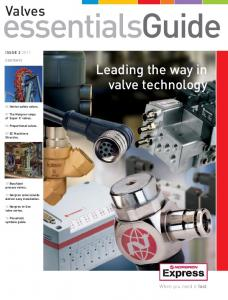essentialsguide Valves Leading the way in valve technology When you need it fast. Issue contents 06 Herion safety valves