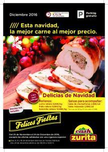 Esta navidad, la mejor carne al mejor precio
