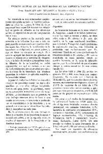 ESTADO BCTUAL DE LA BRUCELOSIS EN LA AMERICA LATINA*