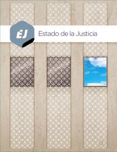 Estado de la Justicia