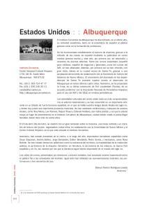 Estados Unidos : : Albuquerque