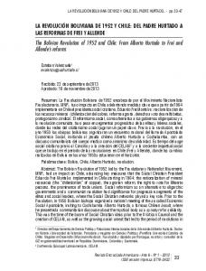Esteban Valenzuela 1 Recibido: 23 de septiembre de 2013 Aprobado: 16 de noviembre de 2013