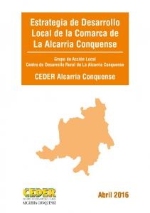 Estrategia de Desarrollo Local de la Comarca de La Alcarria Conquense