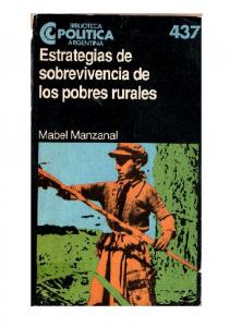 Estrategias de sobrevivencia de los pobres rurales