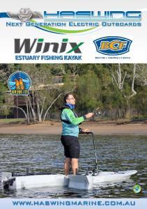 ESTUARY FISHING KAYAK