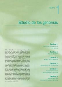 Estudio de los genomas