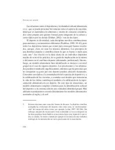 ESTUDIOS DEL DEPORTE