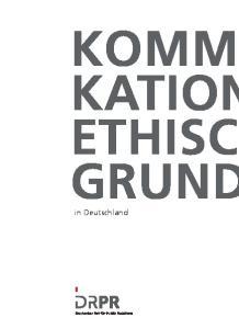 ETHISCH. in Deutschland