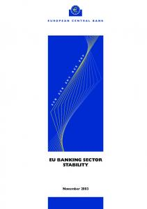 EU BANKING SECTOR STABILITY
