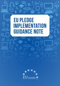 EU Pledge Implementation Guidance Note