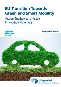 EU Transition Towards Green and Smart Mobility