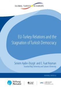 EU-Turkey Relations and the Stagnation of Turkish Democracy