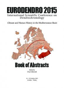 EURODENDRO 2015 International Scientific Conference on Dendrochronology