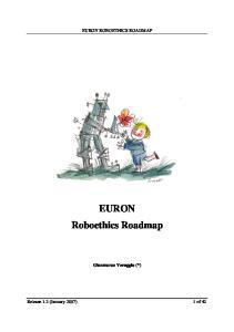 EURON Roboethics Roadmap