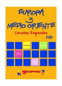 EUROPA y MEDIO ORIENTE