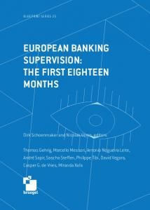 EUROPEAN BANKING SUPERVISION: THE FIRST EIGHTEEN MONTHS