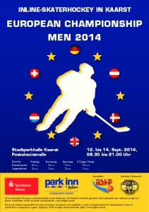 EUROPEAN CHAMPIONSHIP MEN 2014