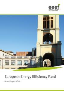 European Energy Efficiency Fund