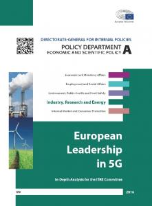 European Leadership in 5G
