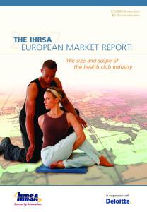 EUROPEAN MARKET REPORT: