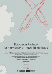 European Strategy for Promotion of Industrial Heritage