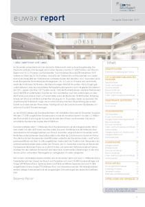 euwax report Ausgabe Dezember 2015