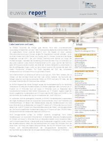 euwax report Ausgabe Oktober 2014