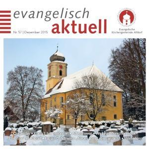 evangelisch Evangelische Kirchengemeinde Alfdorf aktuell P F A HL B R O N N V O R D E R S T E I N E N B E R G A L F D O R F Nr