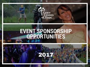 EVENT SPONSORSHIP OPPORTUNITIES