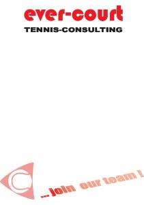 ever-court TENNIS-CONSULTING... join our team!