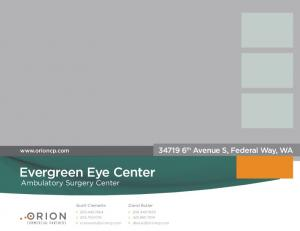 Evergreen Eye Center Ambulatory Surgery Center