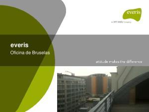 everis Oficina de Bruselas
