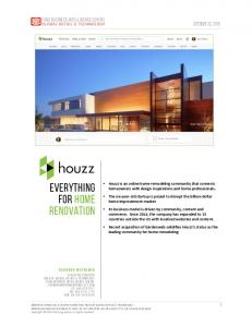 EVERYTHING FOR HOME RENOVATION OCTOBER 22, 2015