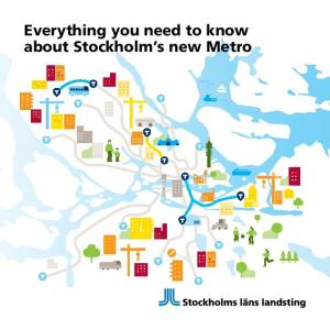 Everything you need to know about Stockholm s new Metro