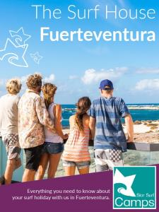 Everything you need to know about your surf holiday with us in Fuerteventura