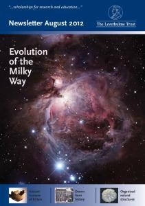 Evolution of the Milky Way