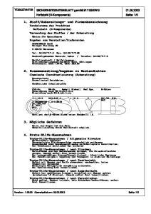 EWG Haftstahl (B-Komponente)