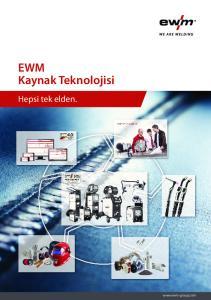 EWM Kaynak Teknolojisi