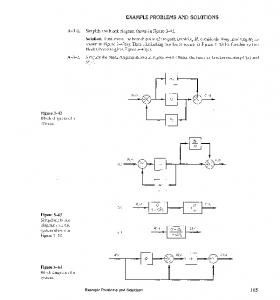 EXAMPLE PROBLEMS AND SOLUTIONS