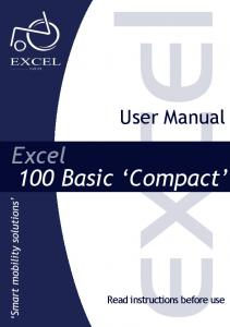 Excel 100 Basic Compact