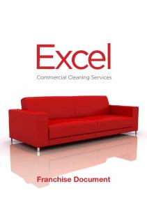 Excel. Commercial Cleaning Services. Franchise Document