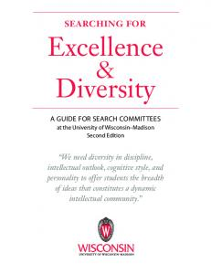 Excellence & Diversity