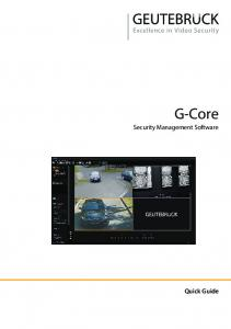 Excellence in Video Security