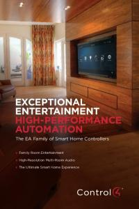 EXCEPTIONAL ENTERTAINMENT HIGH-PERFORMANCE AUTOMATION