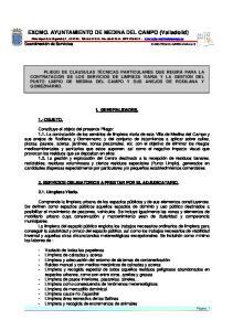 EXCMO. AYUNTAMIENTO DE MEDINA DEL CAMPO (Valladolid)