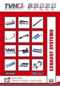 EXHAUST SYSTEMS REF PARTS DIVISION