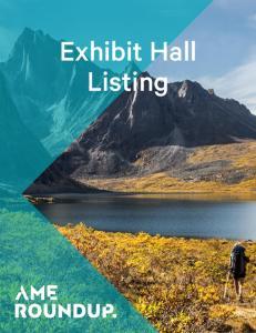 Exhibit Hall Listing