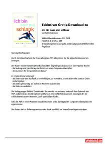 Exklusiver Gratis-Download zu